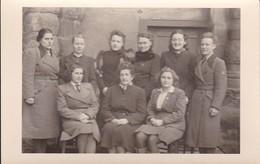 AK Foto Gruppe Frauen - Uniform - 2. WK  (48104) - Guerre 1939-45