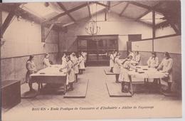ROUEN - Ecole Pratique De Commerce Et D'Industrie - Atelier De Repassage - Rouen