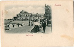 Ostende - Le Kursaal - Kleinformat - Petit Format - Formato Piccolo - Belgio