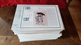 Plus De 500 Encart Philatélique - Unclassified