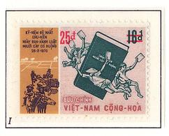 South Viet Nam - 1974 - SC 482 - Provisional Surchage - MNH - Viêt-Nam