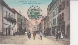 57 DIEDENHOFEN  THIONVILLE  RUE DE PARIS - Thionville