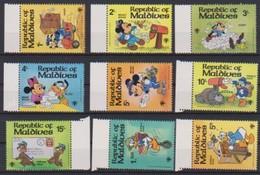 2555 Walt Disney  Rep Maldives  1979 International Year Of The Child . . - Disney