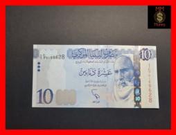 LIBYA 10  Dinars 2015  P. 82  UNC - Libya