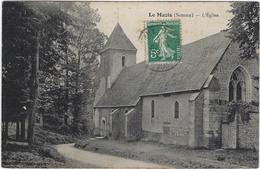 80  Le Mazis L'eglise - Autres Communes
