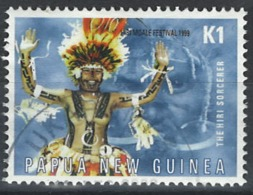 Papua New Guinea 2000. Mi.Nr. 865, Used O - Papua Nuova Guinea