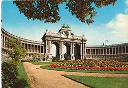 BRUXELLES - BRUSSEL - L'Arcade Du Palais Du Cinquantenaire - Monumenti, Edifici