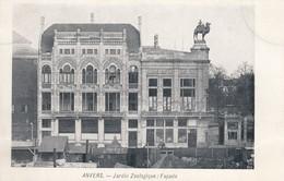 ANTWERPEN  /  ZOO / DIERENTUIN / INGANG - Antwerpen