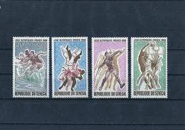 SENEGAL - JEUX OLYMPIQUES DE MEXICO EN 1968 - PA 68 A 71 - NEUF** - Zomer 1968: Mexico-City
