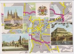 CZECH REPUBLIC - AK 375622 Praha - República Checa