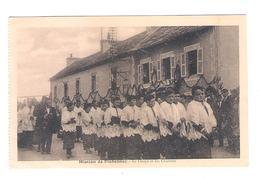 Plabennec Le Clergé Et Les Chantres - Altri Comuni