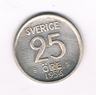 25 ORE  1956   ZWEDEN /2050/ - Schweden