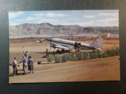 ISRAEL 4X-AEO Aircraft  AIRLINES DOUGLAS AEROPORT - Aerodromi