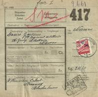 Halve TR 204 Met Stempel DENDERLEEUW / -1- Op  3-9-39 - 1923-1941