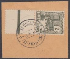 Tunisie - Slouguia Sur N° 121 (YT) N° 121 (AM). Oblitération Sur Fragment. - Tunisia (1888-1955)