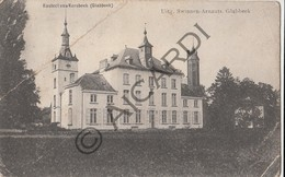 Postkaart-Carte Postale GLABBEEK Kasteel Van Kersbeek (B285) - Glabbeek-Zuurbemde