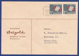 Brief (br9150) - Suisse