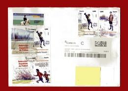 SPAGNA °- 2011 - Storia Della Squadra Nazionale Di Calcio.  BUSTONE.  USED - Blocchi & Foglietti