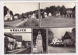CZECH REPUBLIC - AK 375672 Vedlice - República Checa