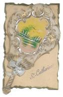 "Ste CATHERINE  "" Carte Cellulo "" - Sainte-Catherine"