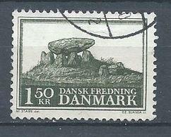 Danemark YT N°455 Sauvegarde Des Monuments Oblitéré ° - Denmark