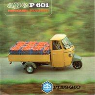 APE PIAGGIO P601 - Tools