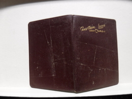 TESSERA  ---   COMO  -- CANOTTIERI  LARIO -- 1923 - Documentos Antiguos