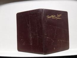 TESSERA  ---   COMO  -- CANOTTIERI  LARIO -- 1923 - Vieux Papiers