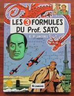 Blake Et Mortimer Les 7 Formules Du Prof. Sato - Blake Et Mortimer
