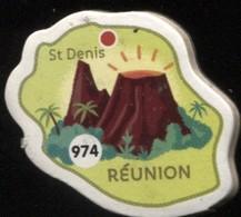 MAGNET REUNION ST DENIS N° 974 - Magnets