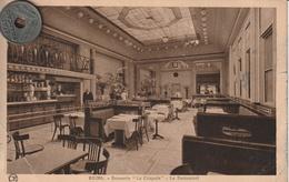 51 - Carte Postale Ancienne De REIMS   Brasserie  La Coupole   Le Restaurant - Reims