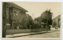 OLD PHOTO : WESTON SUPER MARE - UPHILL, 10 BERKELEY CRESCENT, JULY 1950 - Lieux