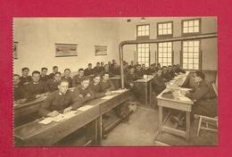 C.P. Spa = 1 Er REGIMENT DE  LANCIERS : Salle  De  Cours   -  Escadron Ecole - Spa
