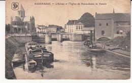 Carte   Audenarde - Sonstige