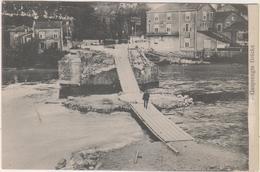 SP- 55 - SAINT MIHIEL - Gesprengte Brucke - Pont Detruit - Guerre 14 18 - Carte Allemande 1915 - Saint Mihiel