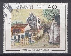 France  1983  Mi.nr: 2422  Geburtstag Von Maurice Utrillo  Oblitérés - Used - Gestempeld - France