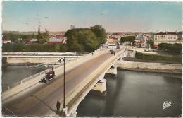 CPSM  Saintes Pont National - Saintes