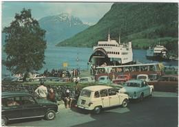 Norway (Norvège) - Kinsarvik - Hardanger. CPM Couleurs, Foto Normann - Norvège