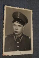Ancienne Photo De Soldat Russe ?? ,10,5 Cm. Sur 7,5 Cm. à Identifier,avec Manuscrit - Autres