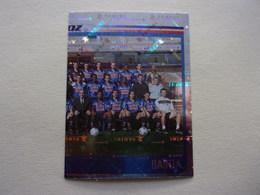 PANINI FOOT 2002 :championnat De France D1 Et D2 N°30  S.C.BASTIA Corse - Edition Française