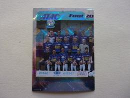 PANINI Foot 2002 N°365 Troyes ATAC ESTAC - Panini