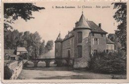 Bois-de-Lessines: Le Chateau - Aile Gauche - Bélgica