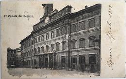 V 72457 - Roma - Camera Dei Deputati - Anno 1902 - Roma (Rome)