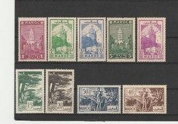MAROC**LUXE N° 163/199 COTE 30.00 EUROS - Maroc (1891-1956)
