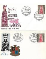 ANDORRA, 1964 - Andorra Spagnola