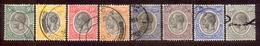 Tanganjikka - Tanganyika 1927 - Michel Nr. 82 - 88, 90 O - Kenya, Uganda & Tanganyika