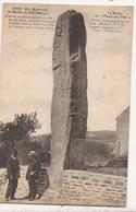 Menhir De Saint-Micaud (1913 Environ)   Cp200 - France
