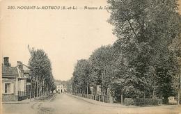 CPA Nogent Le Rotrou Dpt28-01 - Nogent Le Rotrou