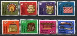 Tokelau Inseln Mi# 18-15 Postfrisch MNH - Handcrafts - Tokelau