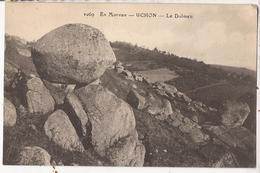 Uchon Les Dolmens (1910 Environ)  Cp205 - Altri Comuni
